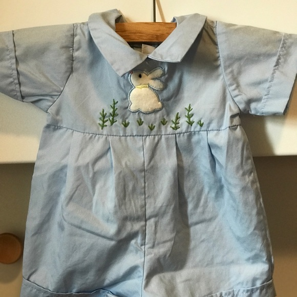 19f4529aec87 Fantasie Other - Baby Boys Easter Romper